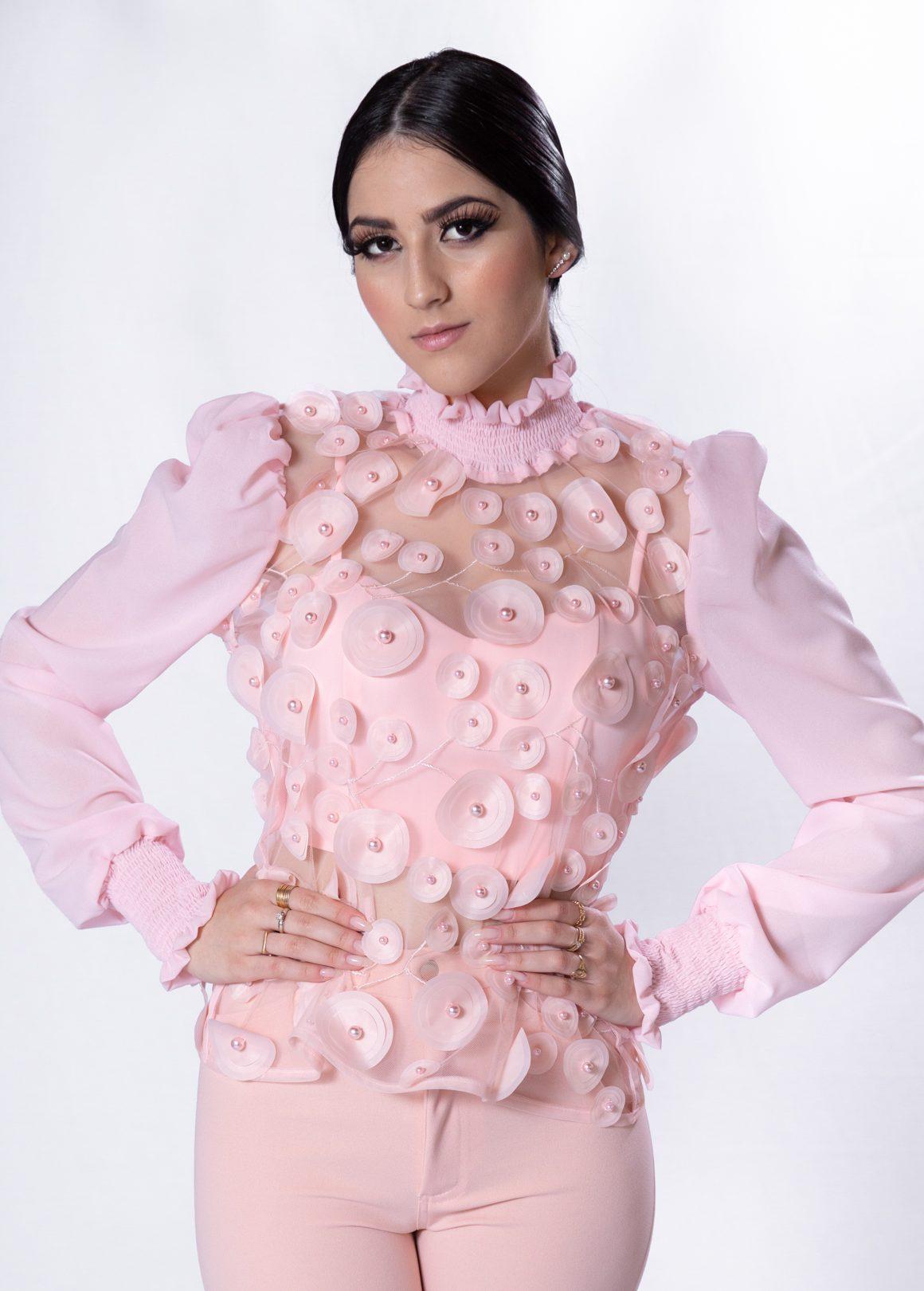 Blusa Emily - Atelier Fernanda Baião Alta Costura